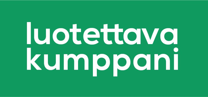 Luotettava Kumppani Logo 2019